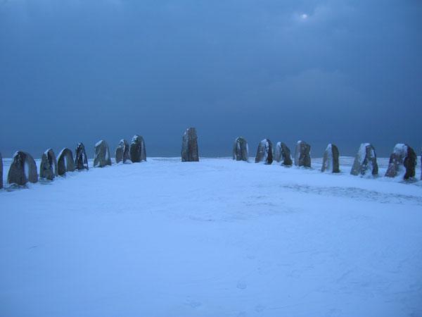 Vintersolståndet 2010-3