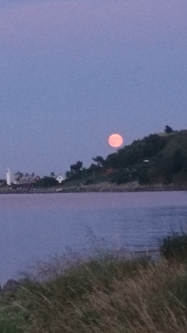 Fullmåne över Ven 2